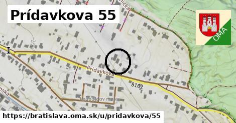 Prídavkova 55, Bratislava