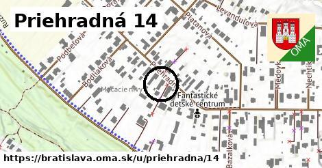Priehradná 14, Bratislava