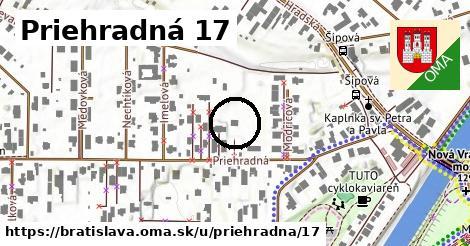 Priehradná 17, Bratislava