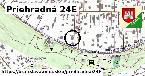 Priehradná 24E, Bratislava