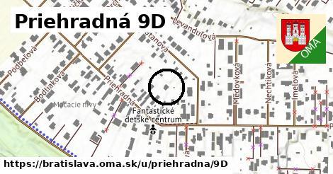 Priehradná 9D, Bratislava