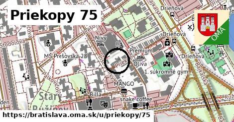 Priekopy 75, Bratislava