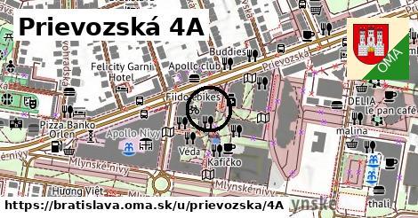 Prievozská 4A, Bratislava