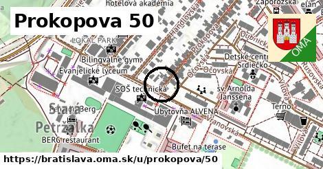 Prokopova 50, Bratislava