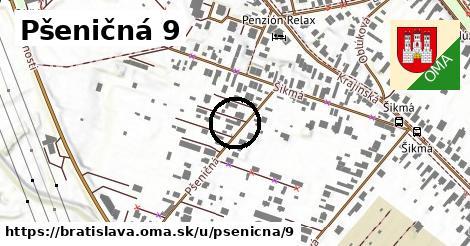 Pšeničná 9, Bratislava