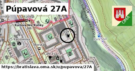 Púpavová 27A, Bratislava