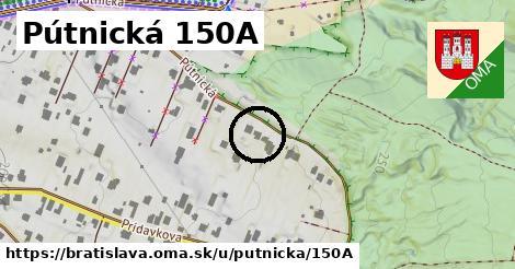 Pútnická 150A, Bratislava