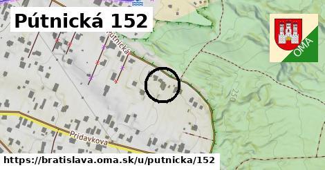 Pútnická 152, Bratislava