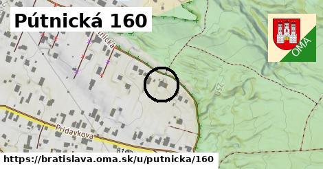 Pútnická 160, Bratislava