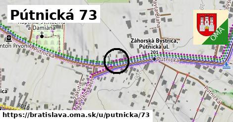 Pútnická 73, Bratislava