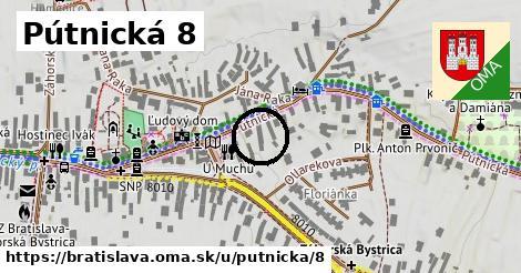 Pútnická 8, Bratislava