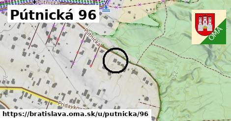Pútnická 96, Bratislava