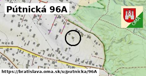Pútnická 96A, Bratislava