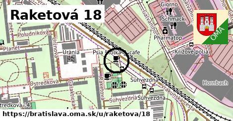 Raketová 18, Bratislava