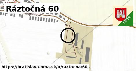 Ráztočná 60, Bratislava