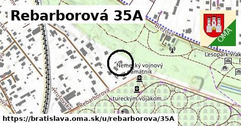 Rebarborová 35A, Bratislava
