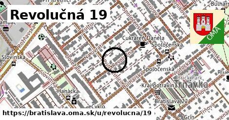 Revolučná 19, Bratislava
