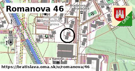 Romanova 46, Bratislava