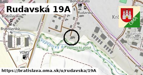Rudavská 19A, Bratislava