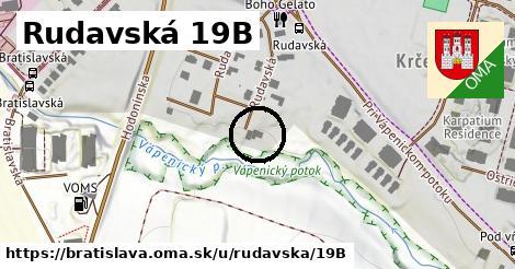 Rudavská 19B, Bratislava