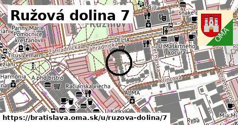 Ružová dolina 7, Bratislava