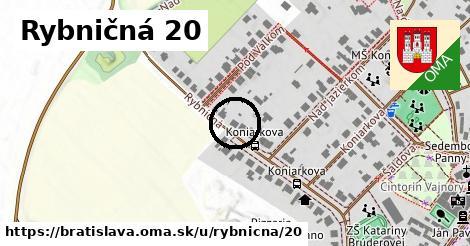 Rybničná 20, Bratislava