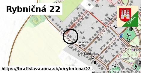 Rybničná 22, Bratislava