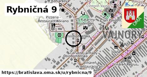 Rybničná 9, Bratislava