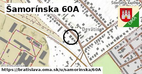 Šamorínska 60A, Bratislava
