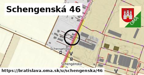 Schengenská 46, Bratislava