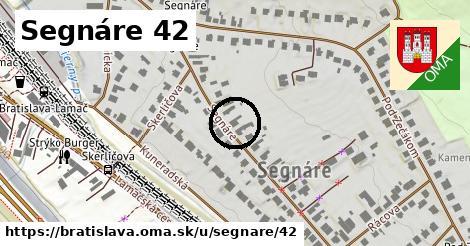 Segnáre 42, Bratislava