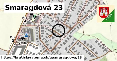 Smaragdová 23, Bratislava