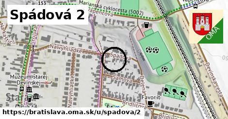 Spádová 2, Bratislava