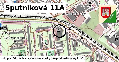 Sputnikova 11A, Bratislava