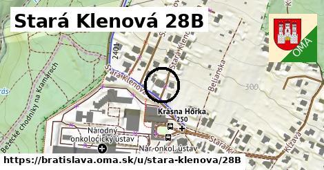 Stará Klenová 28B, Bratislava
