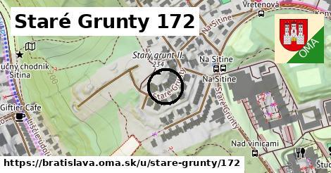 Staré grunty 172, Bratislava