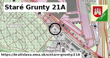 Staré Grunty 21A, Bratislava