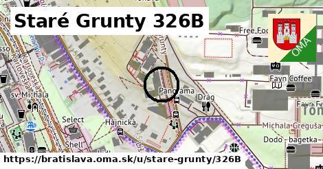 Staré Grunty 326B, Bratislava