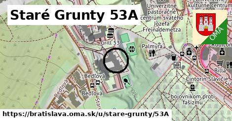 Staré grunty 53A, Bratislava