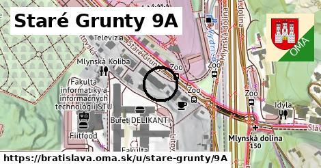 Staré Grunty 9A, Bratislava