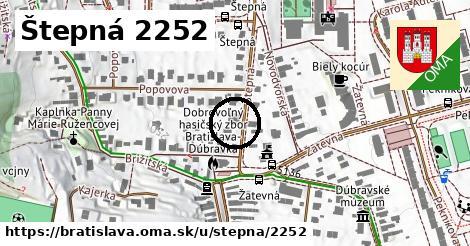 Štepná 2252, Bratislava