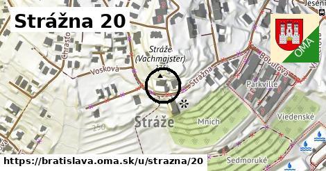 Strážna 20, Bratislava
