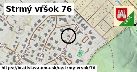 Strmý vŕšok 76, Bratislava