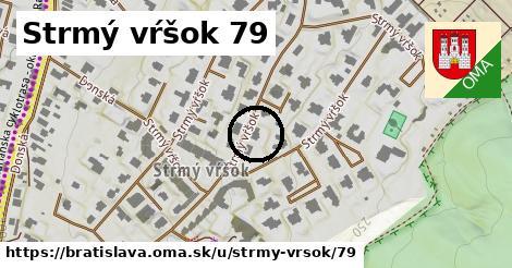 Strmý vŕšok 79, Bratislava
