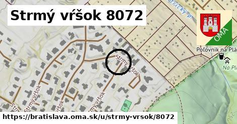Strmý vŕšok 8072, Bratislava