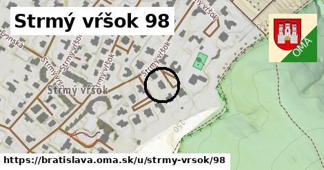 Strmý vŕšok 98, Bratislava