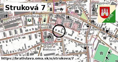 Struková 7, Bratislava