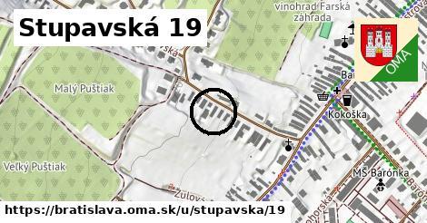 Stupavská 19, Bratislava