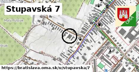 Stupavská 7, Bratislava
