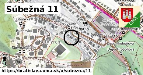 Súbežná 11, Bratislava